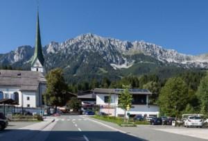 Wanderurlaub Wilder Kaiser: Scheffau am Wilden Kaiser