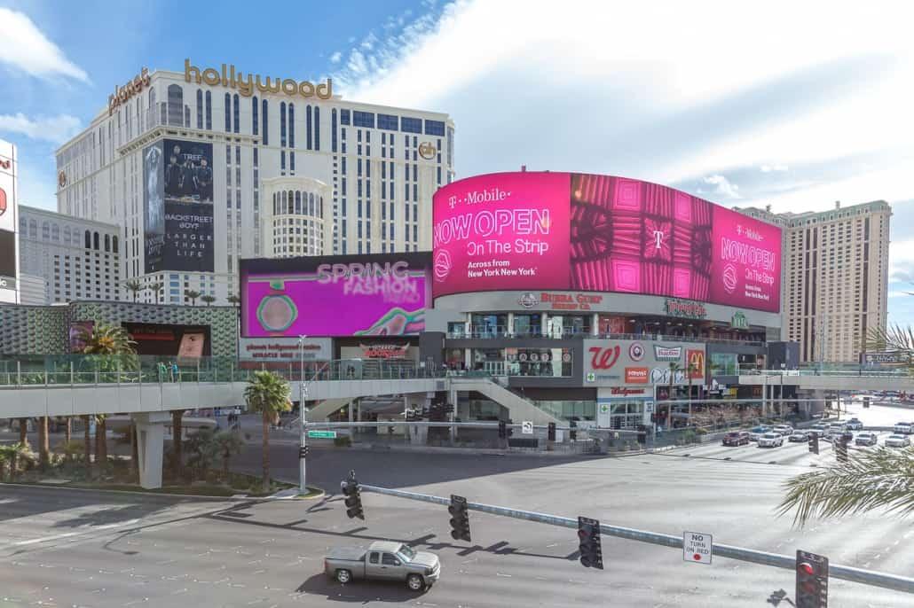 Eines von hunderten Casinos mit Hotel