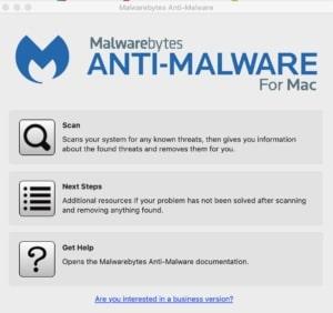 Programm malwarebytes zum entfernen von weknow.ac